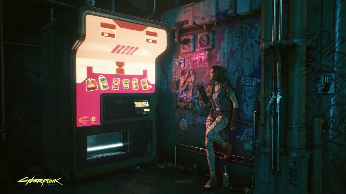 恒达平台登录网址《底特律:变人》康纳酱夫妻将为《赛博朋克2077》配音