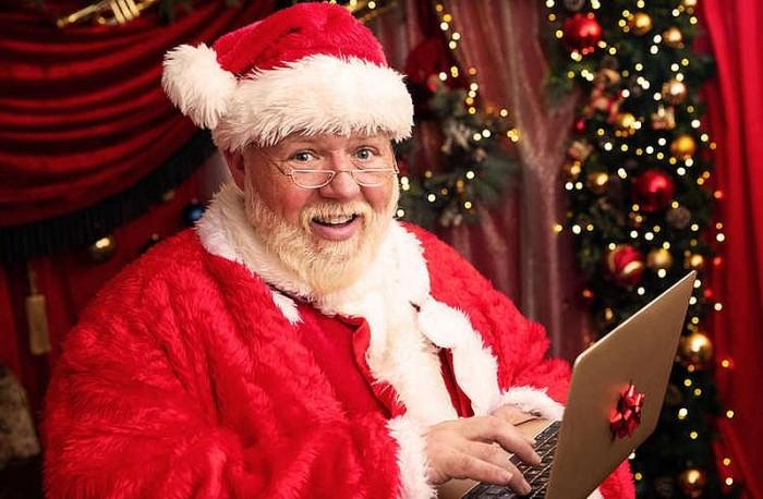 恒达平台登录网址[图]Santa at Home活动:在Zoom上让孩子和圣诞老人一起过圣诞