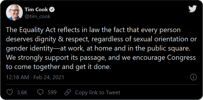 Screenshot_2021-02-24 Tim Cook tweets in support of reintroduced Equality Act AppleInsider.png