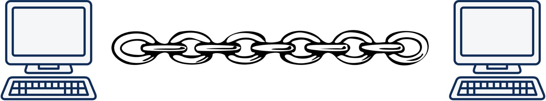 两台计算机间的TCP链路