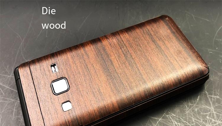 Die wood